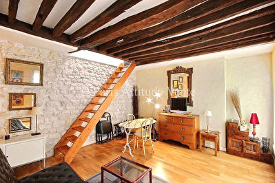 A VENDRE APPARTEMENT DEUX PIECES 75006 SAINT GERMAIN