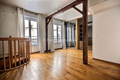 A VENDRE APPARTEMENT 4 PIECES 75018  Bd Barbès