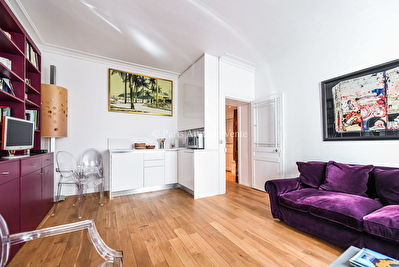 VENTE APPARTEMENT PARIS 75007 JARDINS CATHERINE LABOURE