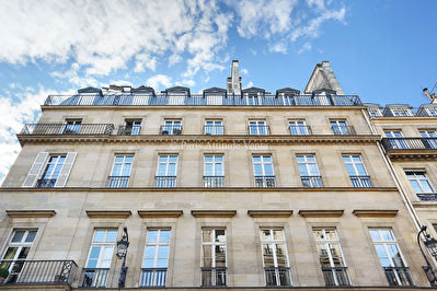 VENTE APPARTEMENT PARIS 75001 JARDIN DES TUILERIES