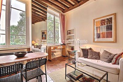 VENTE APPARTEMENT PARIS 75005 - HENRI IV