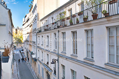 VENTE APPARTEMENT  PARIS QUARTIER DE LA MONNAIE