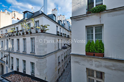 VENTE APPARTEMENT  PARIS 75006 QUARTIER LATIN