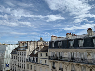 VENTE APPARTEMENT PARIS 75007 ETAGE ELEVE