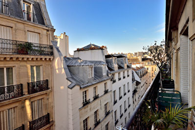 VENTE APPARTEMENT PARIS 75006 SAINT GERMAIN DES PRES